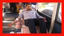 اهدای خون آتش نشانان شهر باران به مناسبت 7 مهر روز ایمنی و آتش نشانی/ آتش نشانی رشت