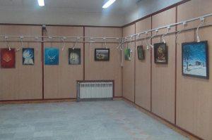 سازمان فرهنگی، اجتماعی و ورزشی شهرداری رشت :  نمایشگاه عکس چادرهای آسمانی همزمان با هفته عفاف وحجاب