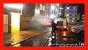 گزارش تصویری از استمرار گند زدایی و پاکسازی شهر از ویروس کرونا توسط تیم عملیاتی آتش نشانان /آتش نشانی رشت