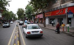 اصلاح هندسی تقاطع تختی به کنارگذر